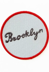 Embroidered Patch: Brooklyn