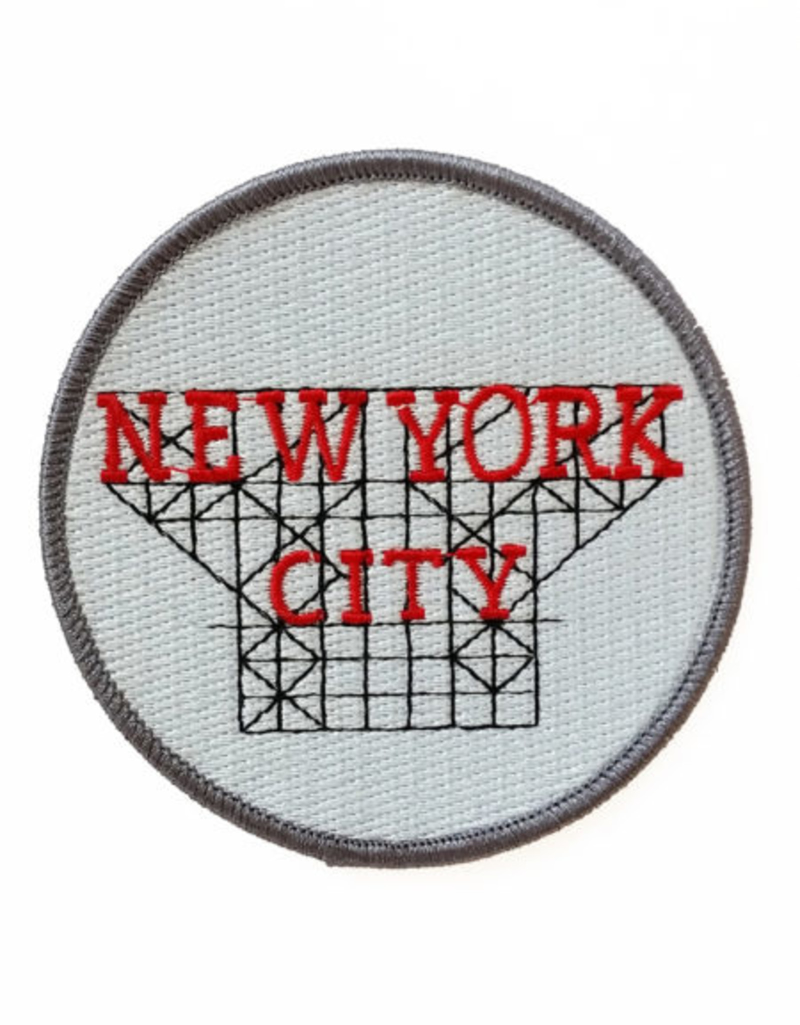Embroidered Patch: NYC