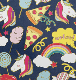 The Gift Wrap Company Wrapping Paper Roll: Pin Up!