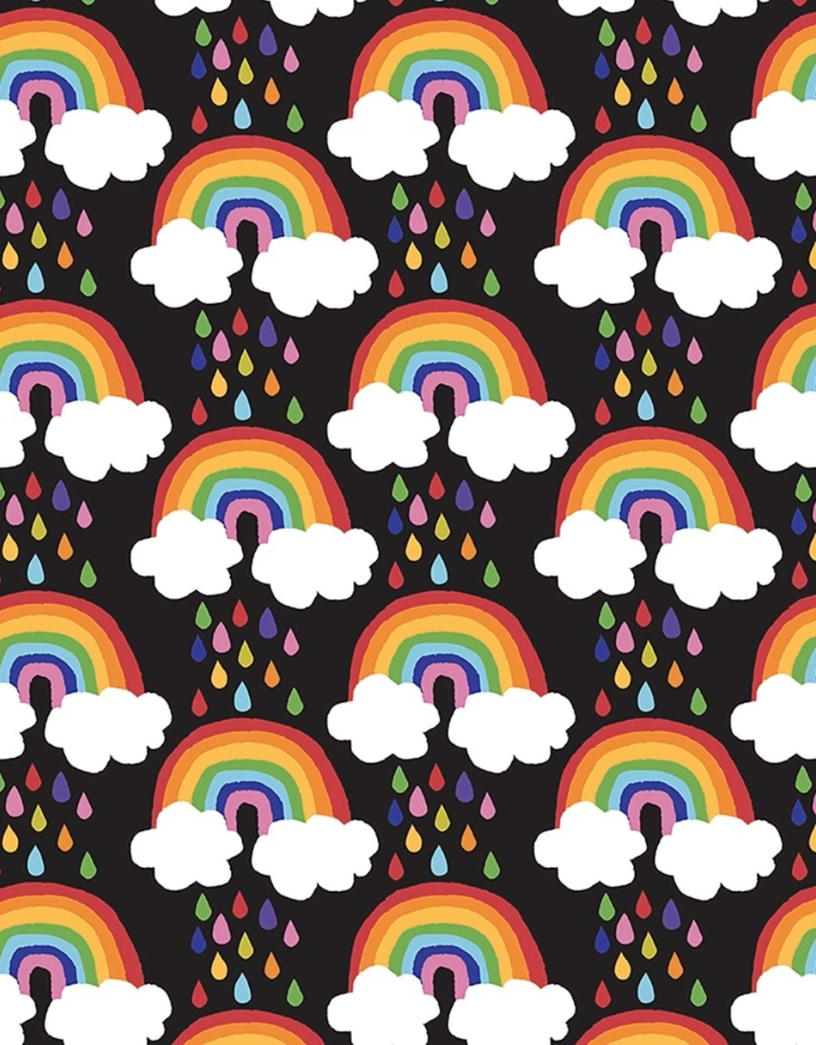 Rainbow Wrapping Paper Roll