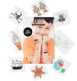 Tattoo Set - Kids Mix one