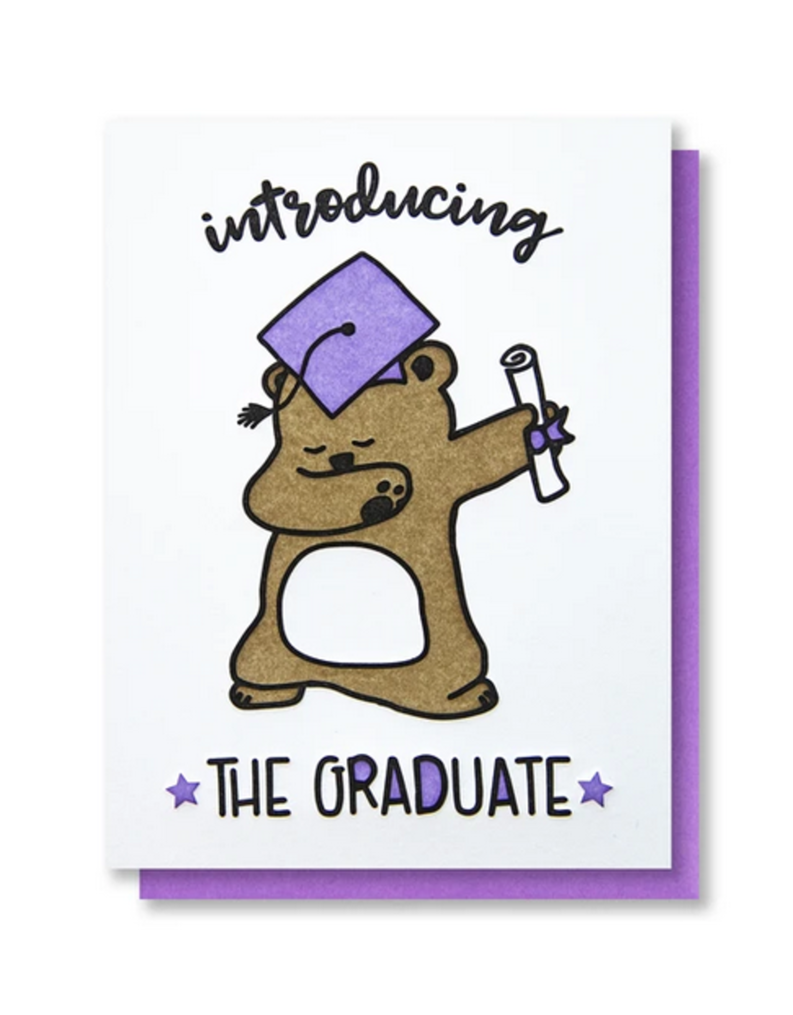 Card - Graduation: Dab