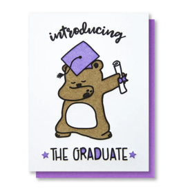 Card - Graduation: Dab