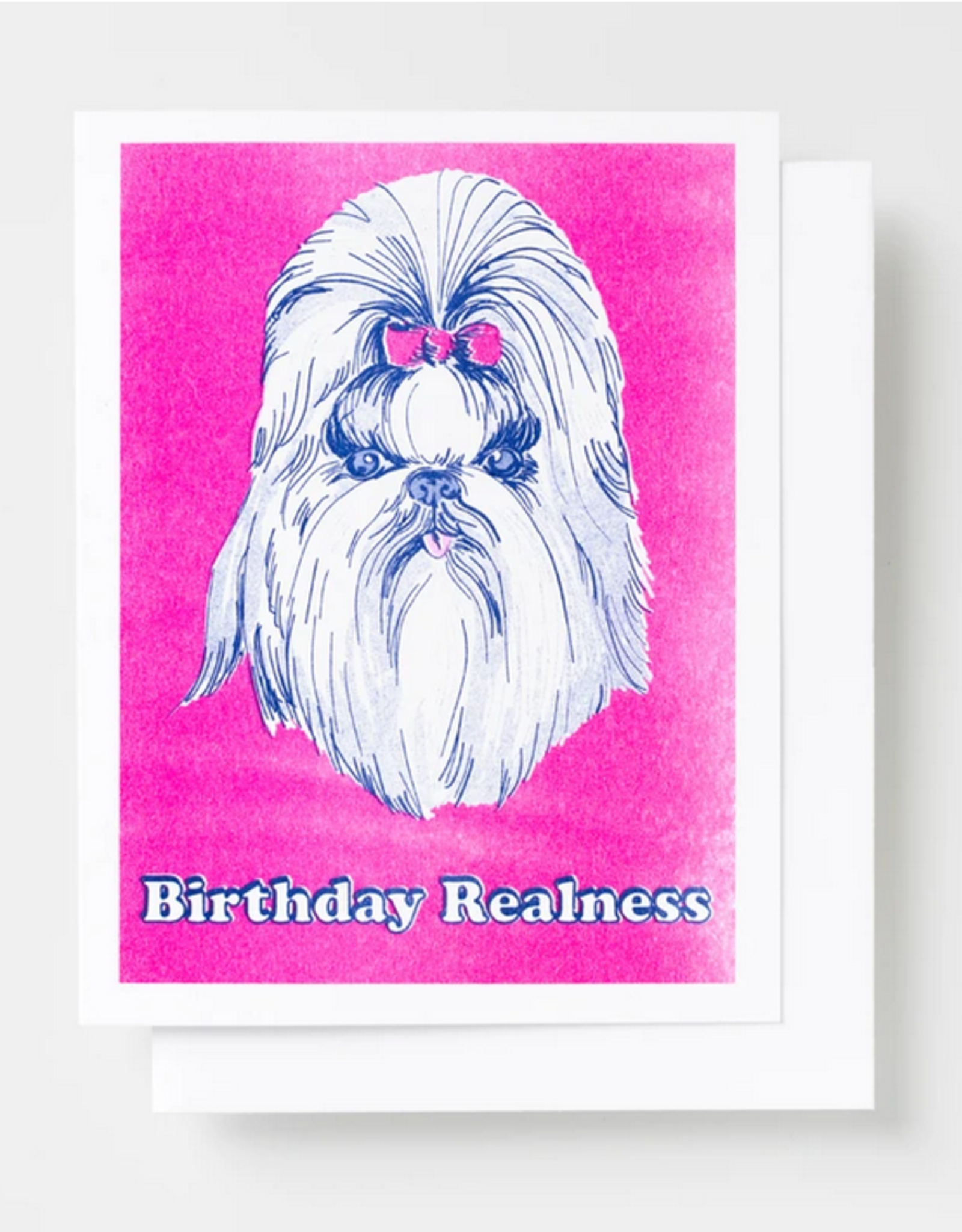 Card - Birthday: Realness