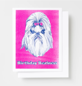 Card - Birthday: Realness