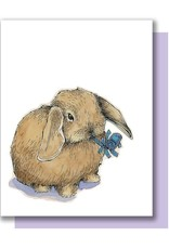 Paper Wilderness Card - Birthday: Bunny