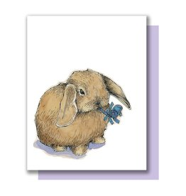 Paper Wilderness Card - Birthday: Bunny