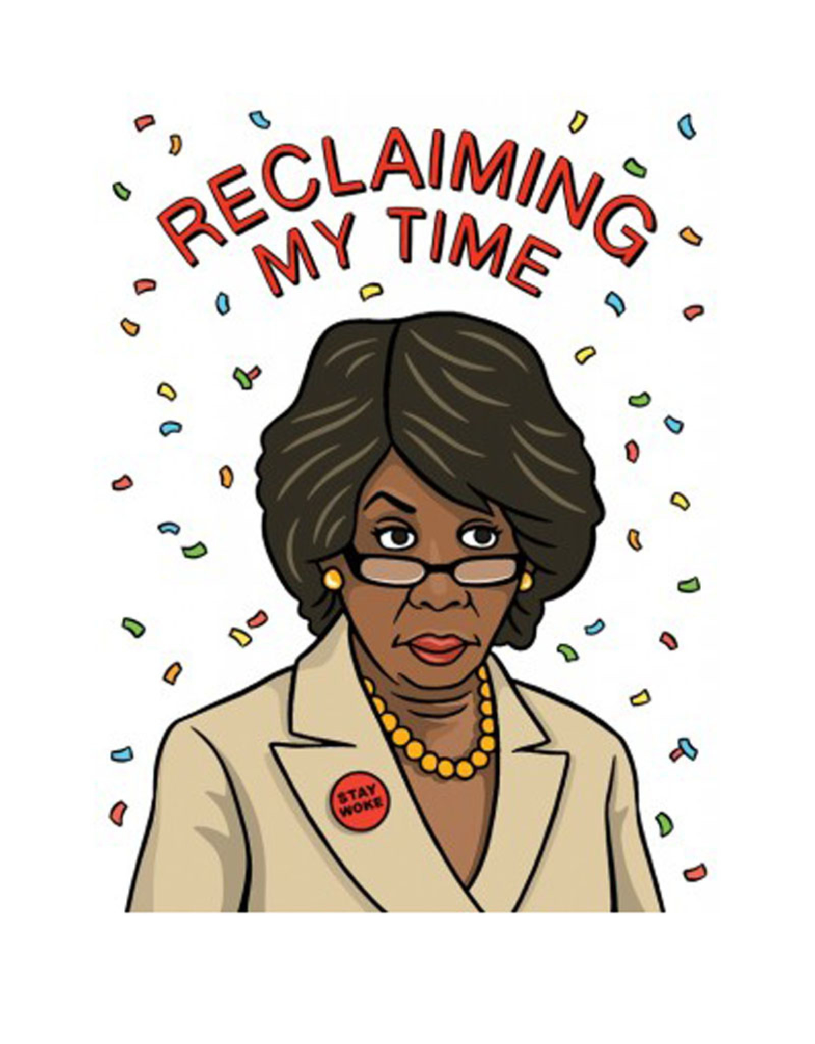 The Found Card - Birthday: Reclaiming My Time