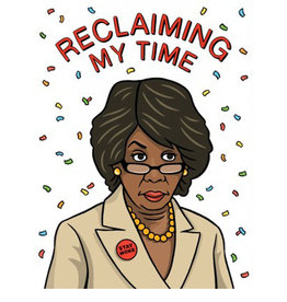 Card - Birthday: Reclaiming My Time