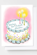 Card - Birthday: Being an adult sucks