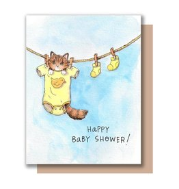 Card - Baby: Baby Shower