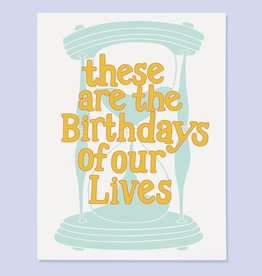 Card - Birthday: Days of our lives