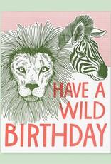Card - Birthday: Wild Birthday