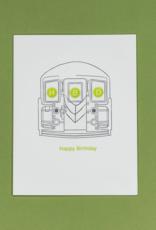 Card - Birthday: HBD