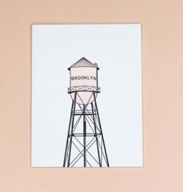 Card - Blank: Brooklyn