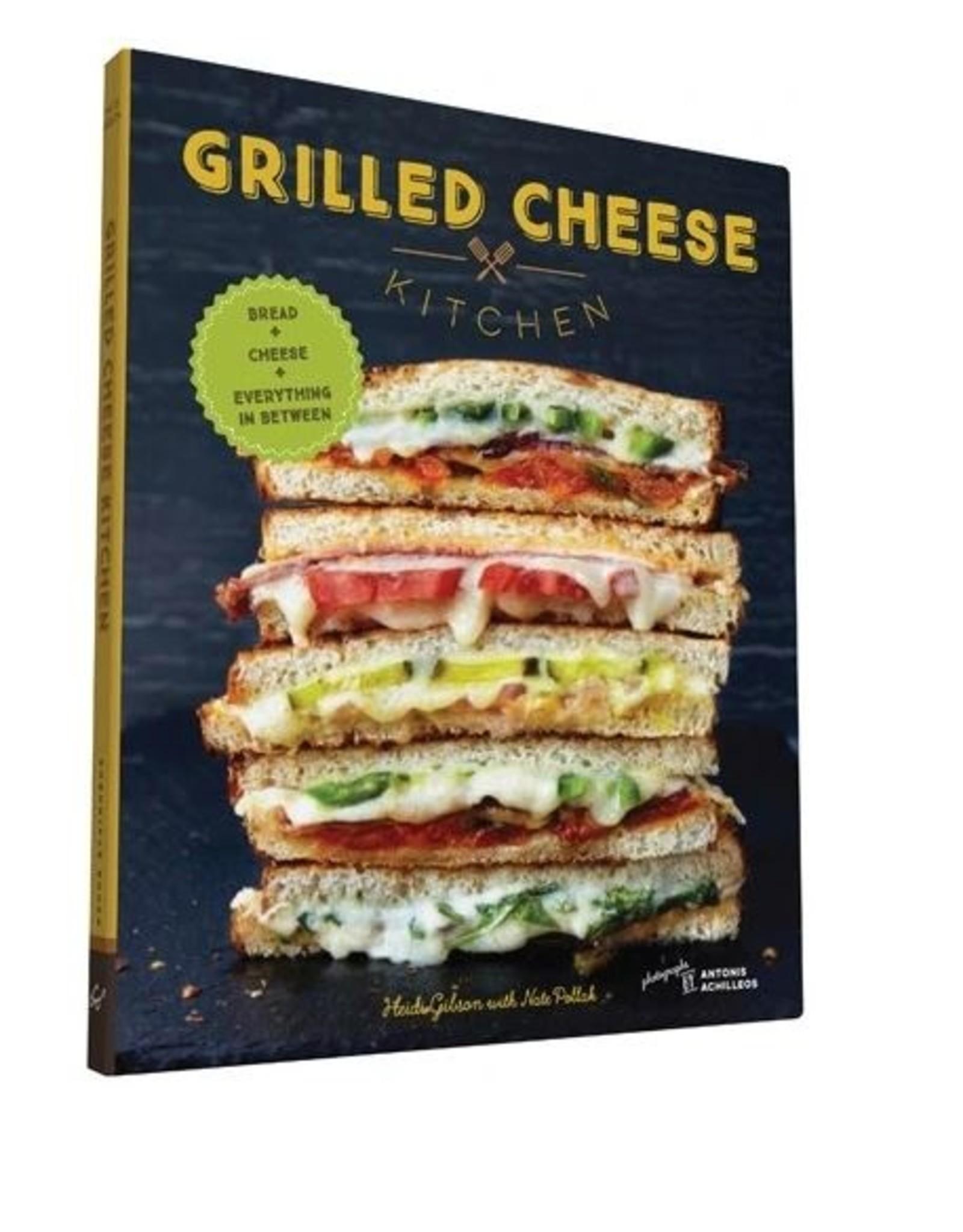 Cookbook: Grilled Cheese Kitchen
