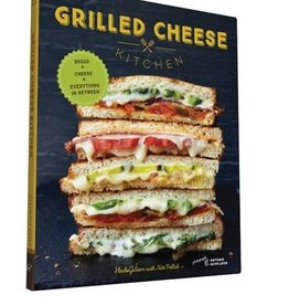 Chronicle Books Cookbook: Grilled Cheese Kitchen