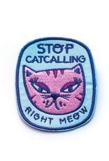 Rhino Parade Patch - Stop Catcalling