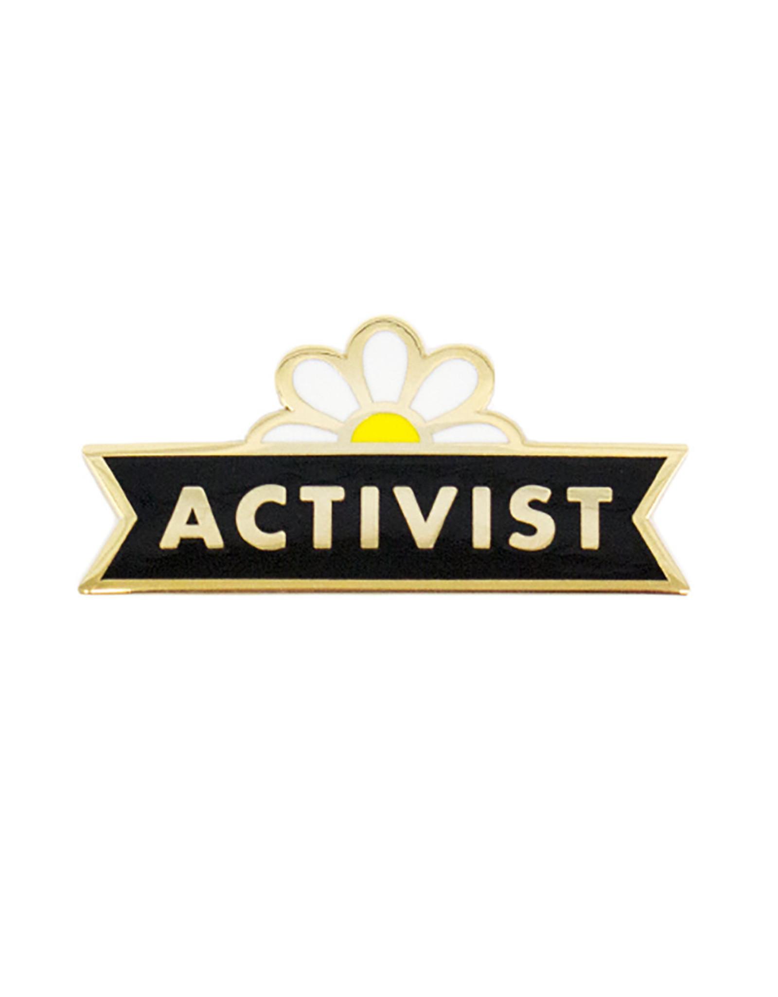 Enamel Pin - Activist