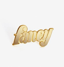 The Good Twin Enamel Pin TGT : Fancy