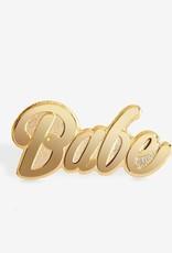 Enamel Pin TGT : Babe