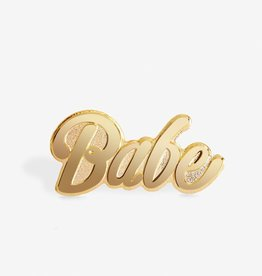 The Good Twin Enamel Pin TGT : Babe
