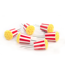 Charcoal Companion Corn Holder - Popcorn
