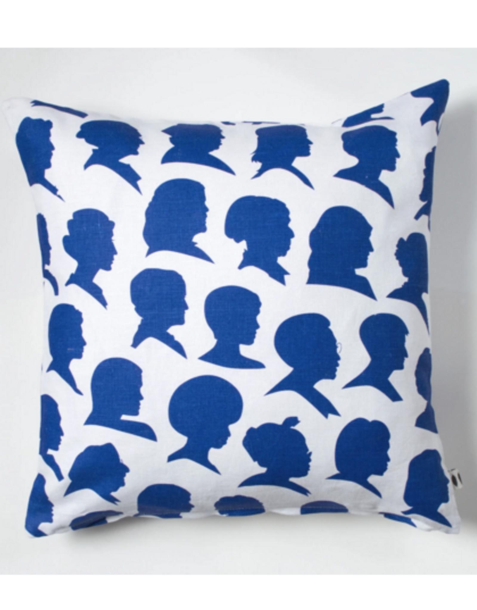 Rad Women Pillow - Blue