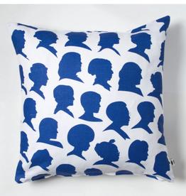 Banquet Atelier & Workshop ltd. Rad Women Pillow - Blue