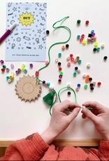 Gunner & Lux DIY Necklace: Flower
