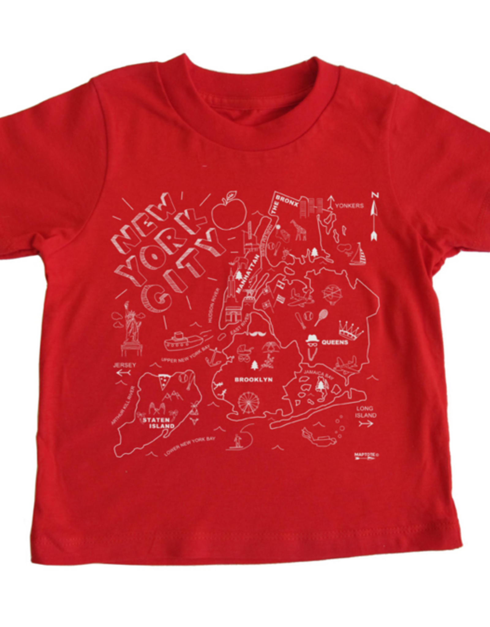 Maptote NYC Toddler T-Shirt