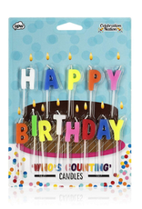 NPW Happy Birthday - Who's Counting Candles