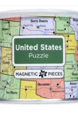 Puzzle: Magnetic 100 pieces USA