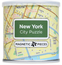 Puzzle: Magnetic 100 pieces New York City
