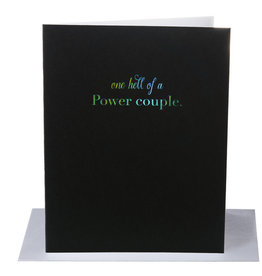 Card - Love: Power Couple