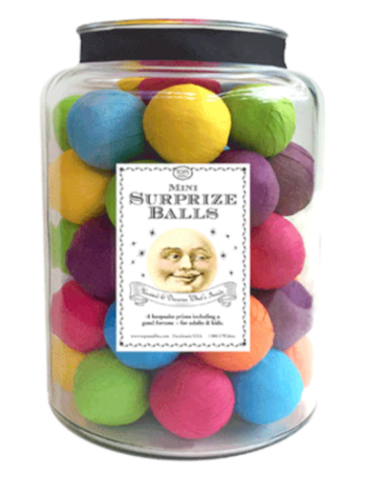 TOPS Malibu Mini Surprise Balls: Multi asst