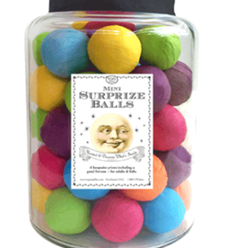 Mini Surprise Balls: Multi asst