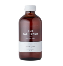 Cocktail Syrup - Old Fashioned
