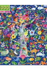 Puzzle 1000 piece : Tree of life