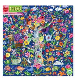 eeBoo Puzzle 1000 piece : Tree of life