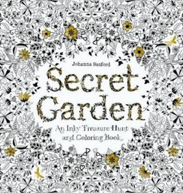 Coloring Book: Secret Garden
