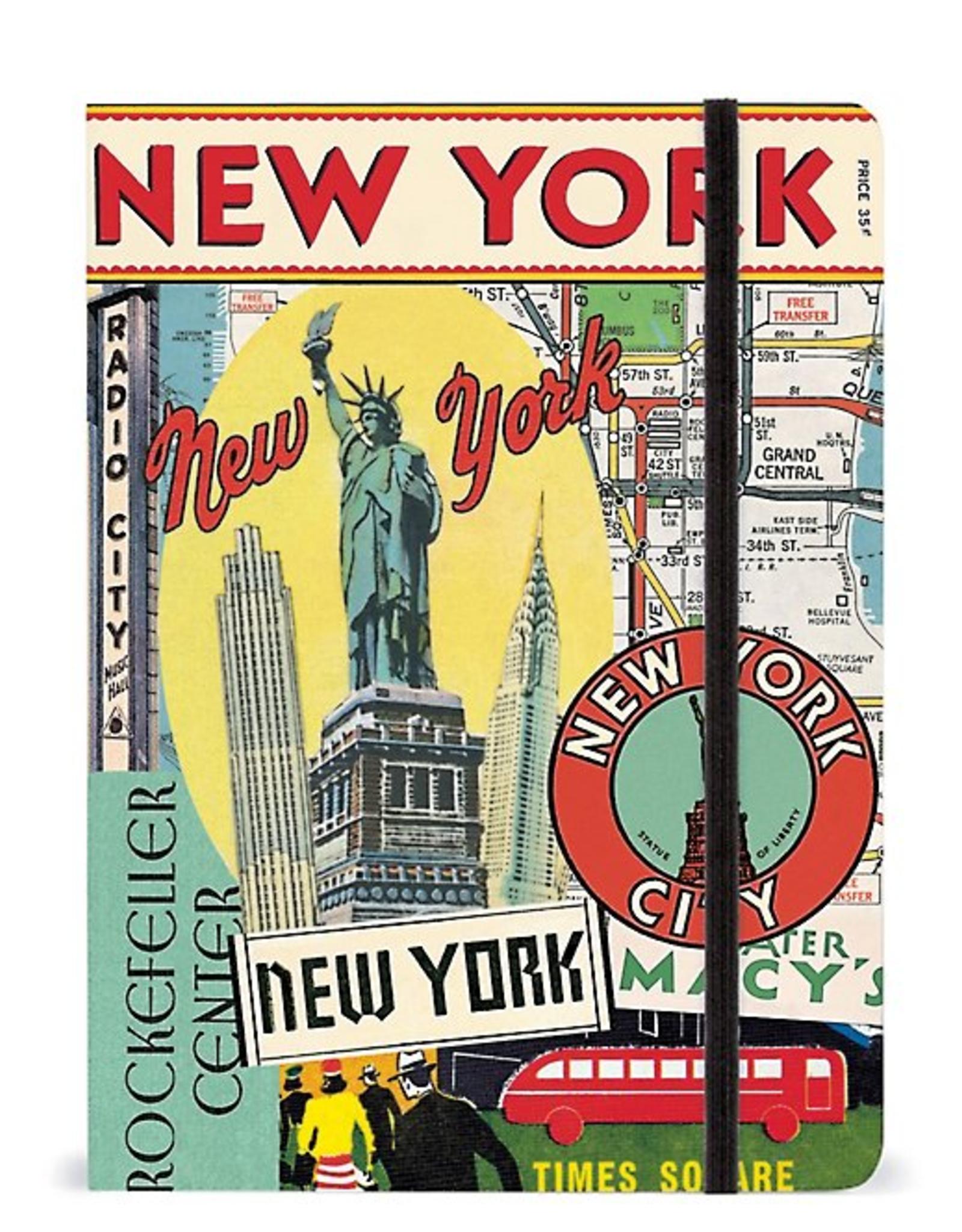 Vintage NYC notebook 6x8