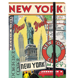 Vintage NYC notebook 6x8