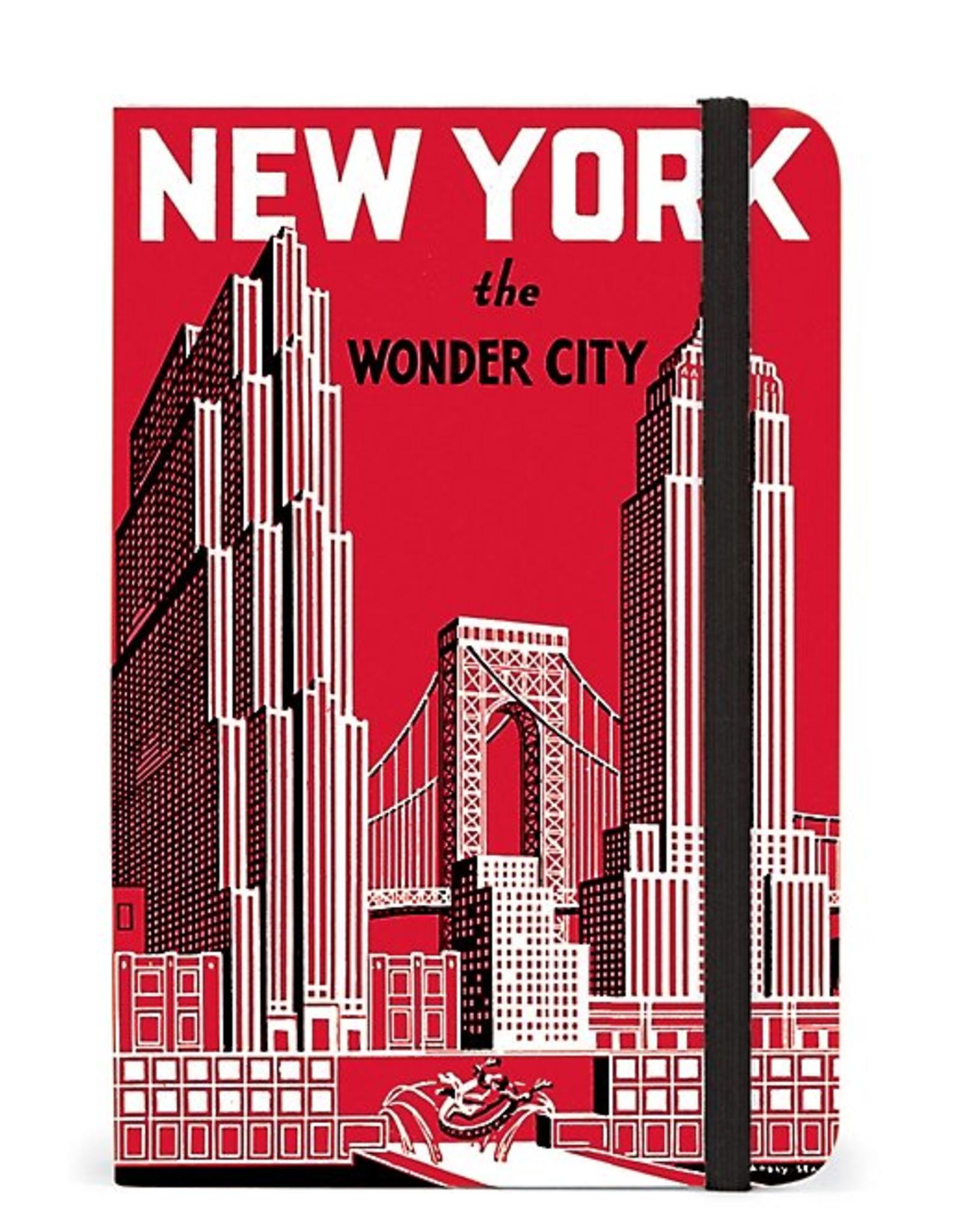 Vintage NYC notebook 4x6