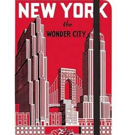 Vintage NYC notebook 4x6