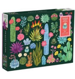 Puzzle 1000 Piece: Desert Flora