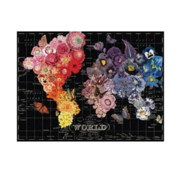 Puzzle 1000 piece Wendy Gold Full Bloom