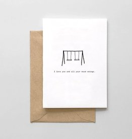 Card - Love: Mood Swings