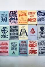 Resist Protest Prints: Set of 15