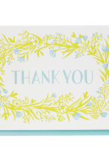 Boxed Cards - Thank you: Wildflower (10)